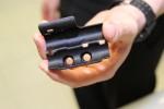 맥라렌 MCL32 경주용 자동차를 위해 스트라타시스 FDM 3D 프린터와 Nylon12CF 재료로 제작한 유압관 브래킷