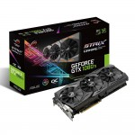 ASUS가 NVIDIA 최신형 GPU를 탑재한 그래픽 카드, ASUS ROG STRIX GeForce GTX 1080Ti의 국내 정식 출시를 밝혔다