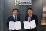 제타미디어가 토토로사의 아바타TV와 비플릭스 콘텐츠 제휴를 위한 MOU를 체결했다