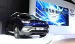 쌍용자동차가 상하이모터쇼를 통해 전략 모델 티볼리 에어 디젤 모델을 중국 시장에 선보이며 폭발적인 성장세의 현지 소형 SUV 시장 공략을 본격화한다