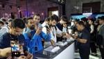 삼성전자가 갤럭시 S8·갤럭시 S8+을 인도에 출시했다