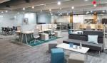 퍼시스그룹이 사무가구 전문 브랜드 퍼시스의 대구센터 쇼룸 및 생활가구 전문 브랜드 일룸의 대구 프리미엄샵을 오픈했다