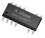 인피니언 테크놀로지스는 준공진 플라이백 컨트롤러와 전력 IC를 통합한 5세대 CoolSET 제품군을 출시했다