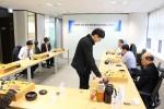 법무법인(유) 한결이 20일 한국 바둑 랭킹 1위인 국수 박정환 9단을 초청하여 다면기 대국을 열었다