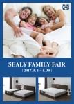 씰리침대가 5월 한 달간 실시하는 씰리 패밀리 페어를 통해 가족 유형별 라이프스타일에 맞는 3가지 침대 세트를 제안함과 동시에 할인 혜택도 제공한다