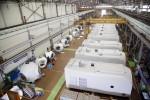 두산중공업이 현대일렉트릭앤에너지시스템의 5.5MW급 해상풍력발전 기술을 인수한다