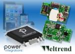 Power Integrations와 Weltrend Semiconductor가 스마트 모바일 디바이스용 18W USB PD 급속 충전기 레퍼런스 디자인을 발표했다