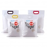 산청기능미가 혈당을 조절할 수 있는 혈당상승억제 기능성 쌀 동의기능미를 개발했다. 사진은 동의기능미 4kg 상품