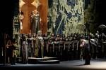오페라 아이다 공연 모습