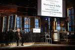 2017 인터내셔널 하우스 어워즈 행사에서 수상한 워싱턴 시십 회장