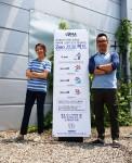 Zero 프로젝트를 함께하는 비바체 스튜디오의 김경은 팀장과 로케이션 플러스 대표 김태영