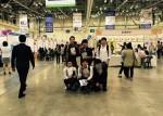 ICT항만물류융합사업단이 취업 관련 행사에 참여했다