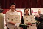 모나코 국제콩쿠르 우승팀 신박 듀오가 슈베르트 국제 콩쿠르서 우승 및 슈베르트 최고연주상을 수상했다
