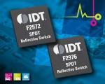 IDT의 SPDTR RF 스위치 제품군이 폭넓은 주파수 범위와 저왜곡·저삽입손실을 구현했다
