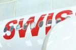 봄바디어가 C시리즈 최초 도입 항공사인 스위스국제항공에 첫 CS300 항공기를 인도했다