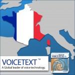 보이스웨어가 개발 완료된 유럽 프랑스어 음성합성기 록산, 루이