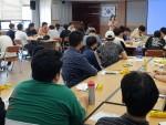 한국보건복지인력개발원 부산교육센터가 마산합포구청에서 찾아가는 현지심화교육을 실시하고 있다