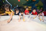 롯데몰 은평점 3, 4층에 위치한 롯데월드 키즈파크는 오픈 후 처음으로 맞이한 어린이날을 위해 다양한 신규 시설을 도입했다