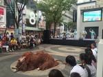 전통공연예술진흥재단이 15일~30일 명동예술극장 앞 광장 야외무대에서 세계무형유산 등재 종목 전통 상설 공연 한국풍류를 개최한다