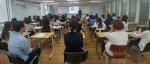 CMS천안불당영재교육센터가 CMS 사고력 교과 수학 드로잉매쓰의 설명회를 성황리에 치렀다