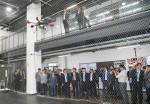 건국대가 각종 첨단 장비를 갖춘 오픈형 학생 창의 공간인 스마트 팩토리를 완공하고 16일 오픈했다