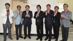 건국대학교가 커뮤니티비즈니스센터를 개설해 17일 교내 상허생명과학관에서 개소식을 개최했다