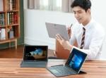 삼성전자가 19일 새로운 개념의 윈도우 태블릿 갤럭시 북을 국내에 출시한다