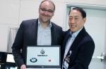 LG전자가 IVI 분야 SW플랫폼 표준단체 제니비 연합의 부회장사 지위에 올랐다