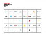 인터브랜드가 2017 신흥성장 브랜드 연례보고서를 발표했다