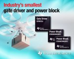 TI가 모터 드라이브 애플리케이션에서 설계 공간과 부담을 줄일 수 있는 새로운 디바이스 제품군 2종을 출시했다