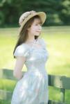 신비소녀 유리사가 예스24 홍대던전 홍보 모델로 발탁됐다