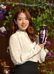 아모레퍼시픽 려가 대만 미디어 초청 행사를 성황리에 마쳤다. 사진은 행사에 참석한 려의 모델 박신혜