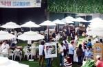 27일 낮 12시부터 오후 5시까지 낙원악기상가 4층 야외공연장 멋진하늘에서 열린 낙원 플리마켓이 성황리에 마무리됐다