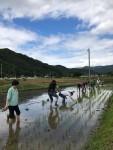 농림수산식품교육문화정보원 귀농귀촌종합센터가 26일 춘천별빛산골교육센터를 방문하여 마을 내 어르신들을 모시고 경로잔치행사에 동참했다
