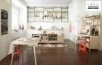 일룸이 2017 IDEA 디자인 어워드의 홈앤배스 부문에서 파이널리스트로 선정됐다. 사진은 홈카페 가구 레마 시리즈