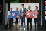 SC제일은행은 30일 서울 종로구 공평동 소재 SC제일은행 본점에서 마블 체크카드 및 마블 통장 출시 기념 행사를 열었다