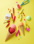 VDL은 여름 메이크업을 위한 젤라또 컬렉션을 출시했다