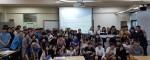 동명대가 디지털 다이어트 클린 캠퍼스 동아리 발대식을 개최했다