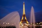 프랑스 파리 에펠탑 야경