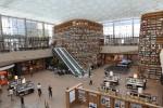 도심 속 새로운 문화 체험 공간 별마당 도서관