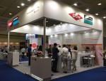 다우케미칼이 20일부터 22일까지 코엑스에서 개최되는 화장품 원료 전시회 인코스메틱스 코리아에 참가했다
