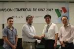 포스텍 이수영 대표가 6월 4일부터 12일까지 중소기업중앙회에서 중남미 지역에 파견한 2017 중기공 중남미 시장개척단에 참가하였다