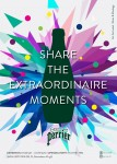 페리에가 국내 4명의 아티스트와 협업하여 페리에 브랜드를 상징하는 아트 전시를 개최한다