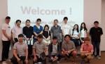 동명대가 한-일 중·고·대학생이 참여하는 글로벌 JPT를 시행한다. 사진은 글로벌JPT에 참가한 중고대학생들과 교수진