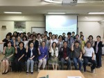 동명대 등 부산지역 4개 대학 교수 50여명이 폰중독예방교육에 참석했다