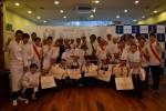 2017 아시아 에스코피에 주니어 요리대회 참가자