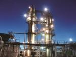 석유 화학 공장