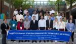 한국국제협력단 협업, 부탄을 비롯한 12개국 청소년지도자들이 청소년활동프로그램 노하우를 배우기 위하여 국립중앙청소년수련원을 6월 15일부터 2박3일 일정으로 방문하였다