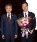 프로스트 앤 설리번 박세준 이사가 KOTRA 창립 55주년 기념 산업통산자원부장관 표창을 수상했다