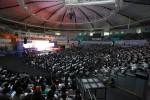 CMS에듀가 5월 30일 올림픽공원 SK핸드볼 경기장에서 바이오 및 ICT 분야 국내외 최고 전문가들이 참여하는 2017 브런치 세미나-교육의 패러다임을 바꾸는 시간, 4hours를 진행했다